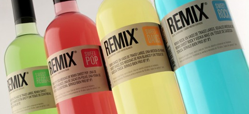 Packaging Spotlight: Remix Wines photo