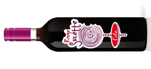 The world`s first cola-flavoured wine launched at Vinexpo photo