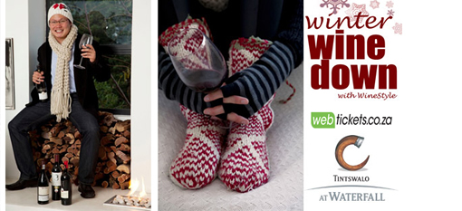 Warm up in Jozi this winter at WineStyle's Winter Winedown photo