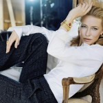 Cate Blanchett drank a lot of wine for Blue Jasmine photo