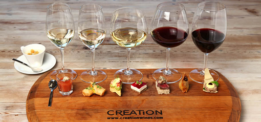 Exciting new flavour pairing experiences at Creation photo