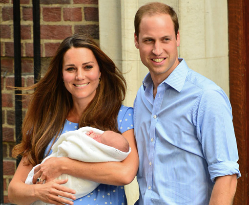 Toast William and Kate with these Royal Baby drinks photo