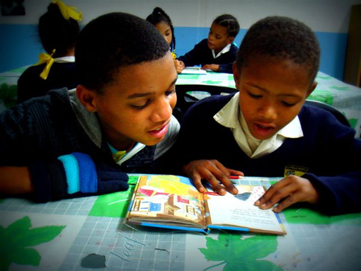 Distell Funds Critical Skills Programme for Boland Kids photo