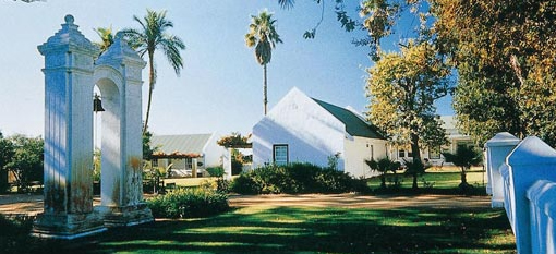 Constantia Uitsig bought by MD of Pepkor photo