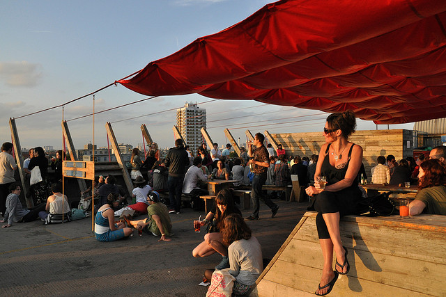 Rooftop Fridays: Frank`s Cafe photo