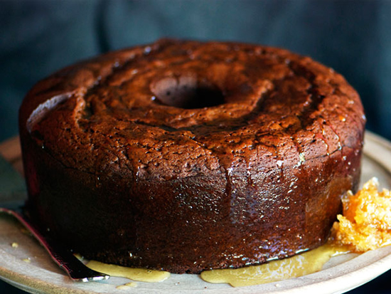 bourbon cake Boozy Cakes To Make On #WorldBakingDay