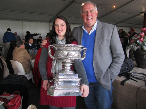 Boplaas crowned champion at SA Young Wine Show 2013 photo