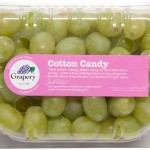 Designer grapes that taste like cotton candy photo