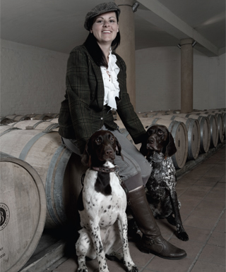 erika obermeyer1 South Africa`s Sexiest Female Winemakers