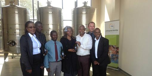 iLembe Co-operative Winery in KwaZulu-Natal launches its first wine photo