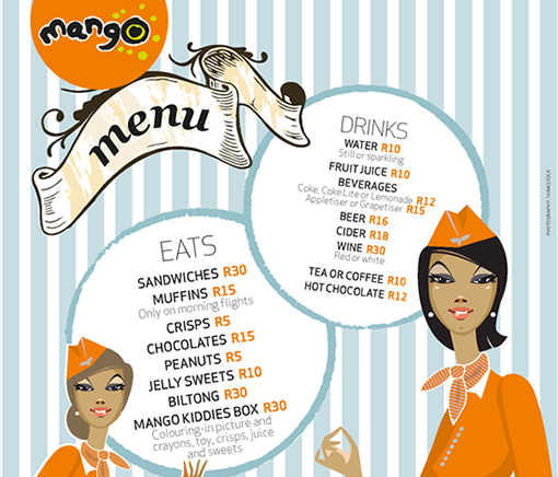 Mango fires cabin crew over food fraud photo