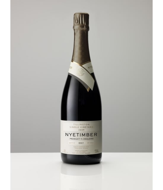 Nyetimber releases £75 sparkling wine photo