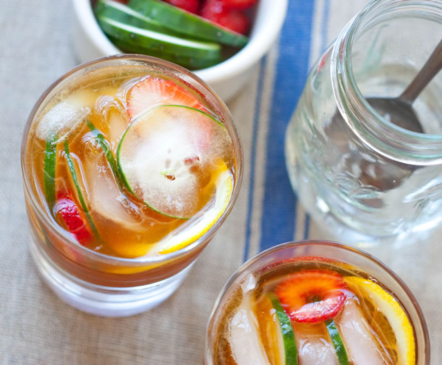 7 Ways To Pimp Your Pimm`s Cup photo