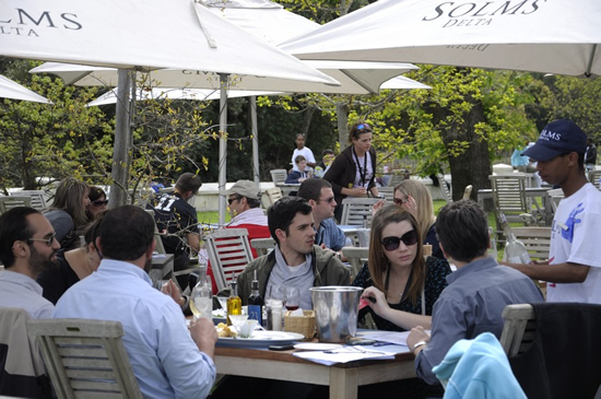 Franschhoek Uncorked at Solms-Delta photo