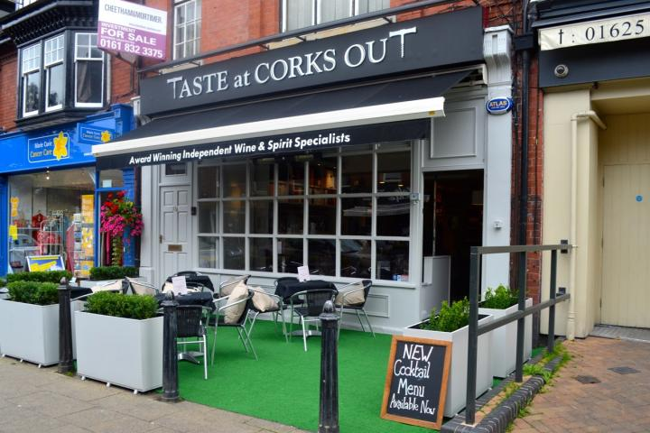 Corks Out launches new wine bar photo