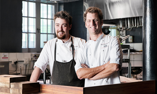 The Test Kitchen introduces a new gourmand menu and their new Head Chef photo