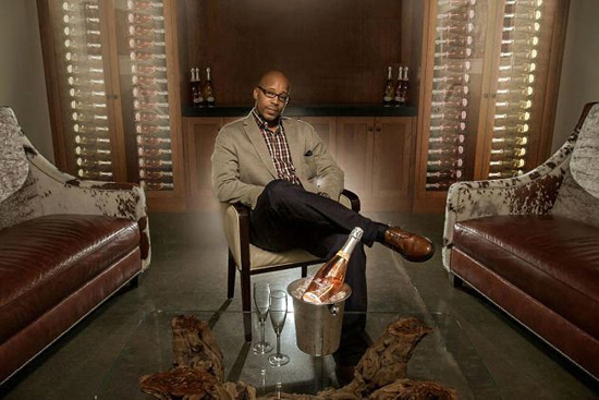 Warren G Signs On As New Face Of Wine Company photo