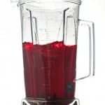Improve that red wine with a food processor photo