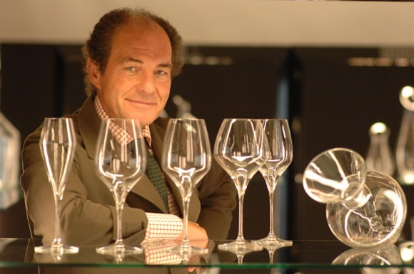 Are you using the wrong wine glass? photo