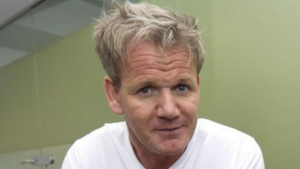 Gordon Ramsay stopped by Qatar customs over Champagne photo