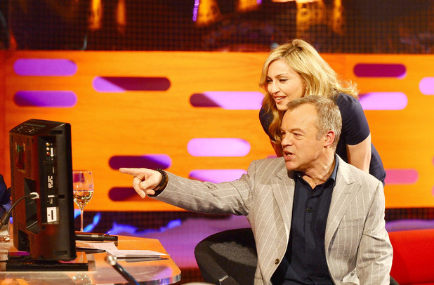 Graham Norton gets own brand wine photo