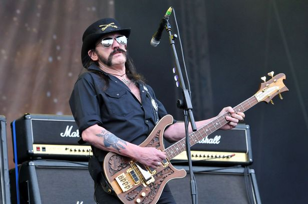 Motörhead frontman Lemmy has switched from whiskey to vodka photo