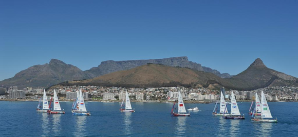 Rickety Bridge chosen as Official Wine Supplier of the Clipper 13-14 Race photo