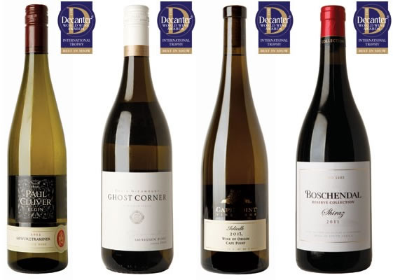 South African Sauvignon Blanc and White Blend Awarded Best in the World photo