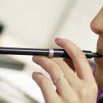 Smoking e-cigarettes make you drink more photo