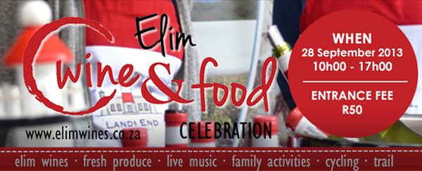 Strandveld Vineyards hosts 2nd Elim Wine and Food Celebration photo