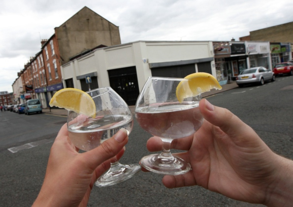 Planned gin parlour in Northampton gets go-ahead photo