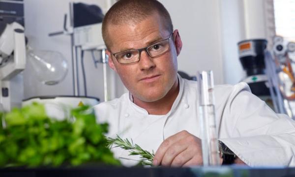 Michelin promotes London restaurants as Blumenthal gains photo