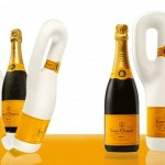 This Champagne Holder Is Made From Paper and Potatoes photo