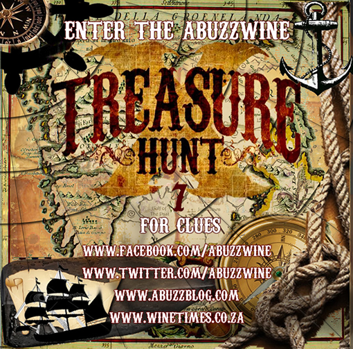 Enter the AbuzzWine Treasure Hunt 7 Competition! photo