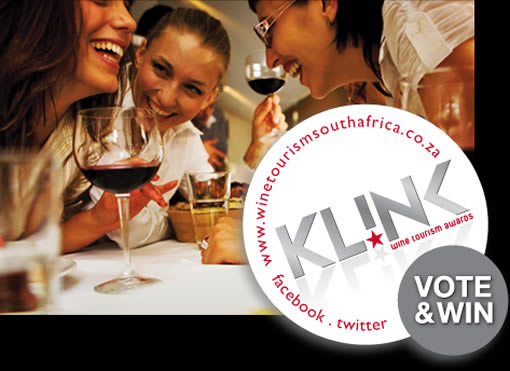 Vote for the Franschhoek Wine Route in the 2013 KLINK Awards photo