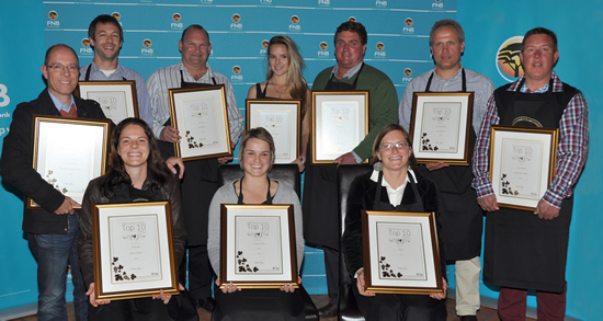 The FNB Top 10 Sauvignon Blanc competition delivers consistency and class photo