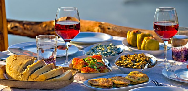 Wine Pairings for the Vegetarian photo