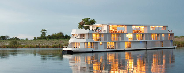 Graham Beck weekend on board the Zambezi Queen photo