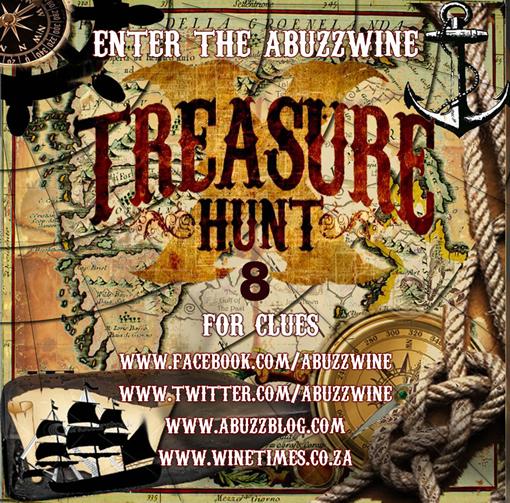 Enter the AbuzzWine Treasure Hunt 8 competition! photo