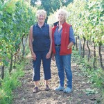 Women who turned stony soil into thriving vineyard photo