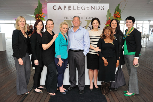 Showcase for Cape Legends Fine Wines photo