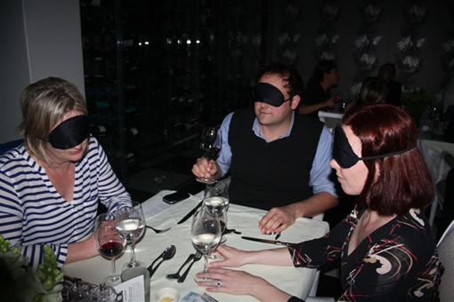 Dinner in the Dark: A Sensory Experience photo