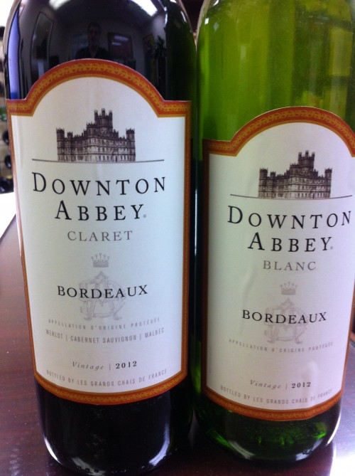 Downton Abbey Wines Unveiled photo