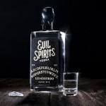 Packaging Spotlight: Evil Spirits Vodka photo