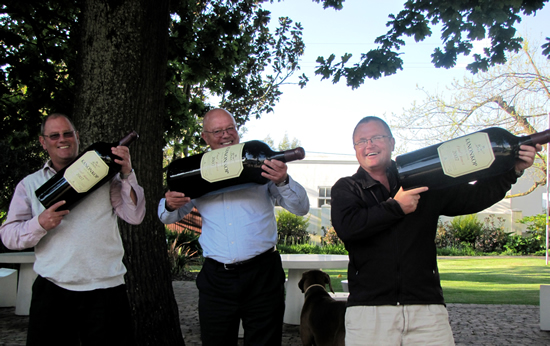 Kanonkop makes history at International Wine Challenge photo