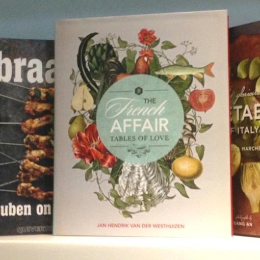 Culinart Literature Galore at Leopard`s Leap photo