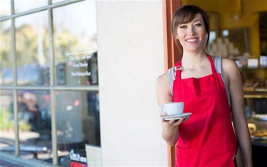 Restaurant service: do women do it better? photo