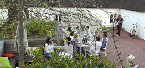 Neethlingshof Wine Garden Live Music Wednesdays photo