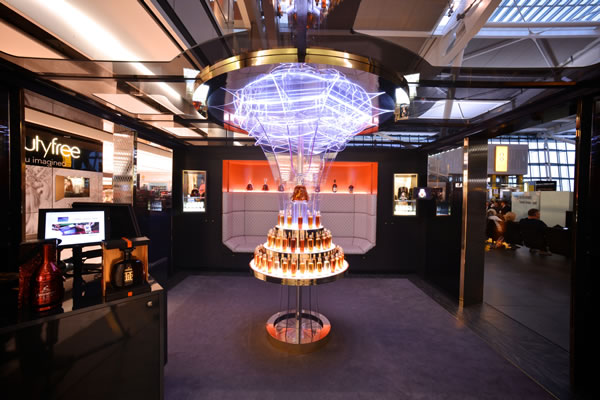 Hennessy's first pop-up unveiled at Heathrow photo