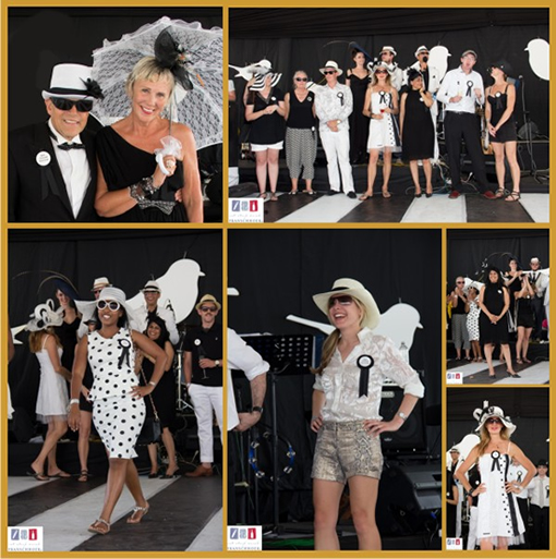 Dress your best at this year`s Franschhoek Cap Classique and Champagne Festival and win! photo